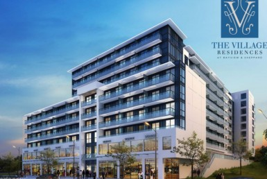 591 Sheppard Ave East Condo Assignment in Toronto